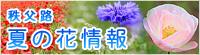 秩父路夏の花情報